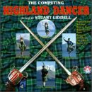 Liddell, Stuart - Competing Highland Dancer CD Cover Art