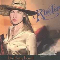 Riveter - Like Being Found CD Cover Art