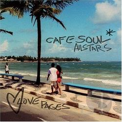 Cafe Soul All Stars - Love Pages CD Cover Art