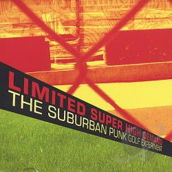 Limited Super High Demand - Suburban Punk Golf Experiment CD Cover Art