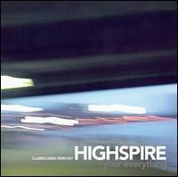 Highspire - Your Everything CD Cover Art