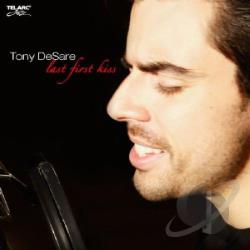 DeSare, Tony - Last First Kiss CD Cover Art