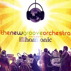 New Groove Orchestra - Illharmonic CD Cover Art