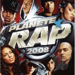 Planete Rap 2008 - Planete Rap 2008 CD Cover Art