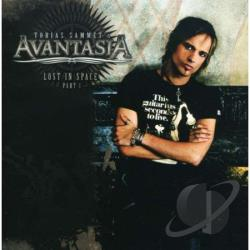 Avantasia - Los In Space PT. 1 CD Cover Art