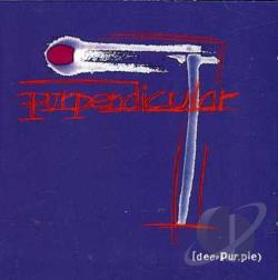 Deep Purple - Purpendicular CD Cover Art
