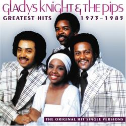 Knight, Gladys - Greatest Hits 1973-1985 CD Cover Art
