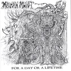 Madman Mundt - For a Day or a Lifetime CD Cover Art