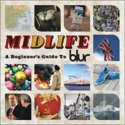 Blur - Midlife: A Beginner's Guide to Blur CD Cover Art