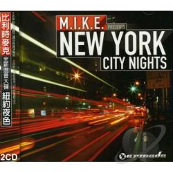 Mike - New York City Night CD Cover Art