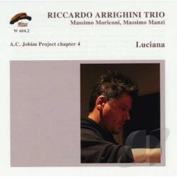 Arrighini, Riccardo - Lucianna CD Cover Art