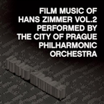 City Of Prague Philh - Film Music of Hans Zimmer, Vol. 2 CD Cover Art