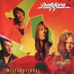 Dokken - Dysfunctional CD Cover Art