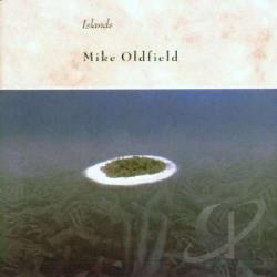 Oldfield, Mike - Islands CD Cover Art