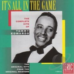 Edwards, Tommy - Complete Hits of Tommy Edwards CD Cover Art