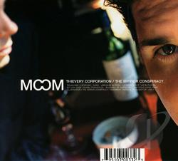 Thievery Corporation - Mirror Conspiracy CD Cover Art