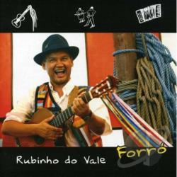 Vale, Rubinho Do - Forro CD Cover Art