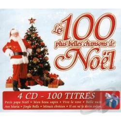 Les 100 Plus Belles Chansons De Noel Cd Album
