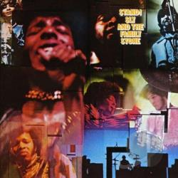 Sly & The Family Stone - Stand! CD Cover Art
