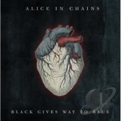 Alice In Chains - Black Gives Way to Blue CD Cover Art