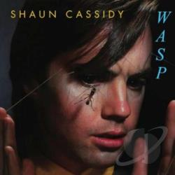 Cassidy, Shaun - Wasp CD Cover Art
