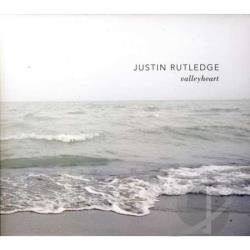 Rutledge, Justin - Valleyheart CD Cover Art