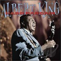 King, Albert - Hard Bargain CD Cover Art