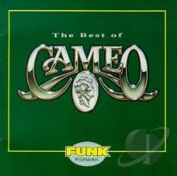 Cameo - Best of Cameo CD Cover Art