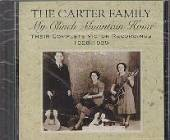 Carter Family - My Clinch Mountain Home: Their Complete Victor Recordings 1928-1929 CD Cover Art