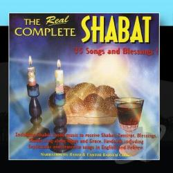Real Complete Shabat CD Cover Art