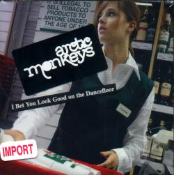 Arctic Monkeys - I Bet You Look Good On The Dancefloor DS Cover Art