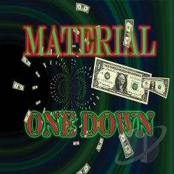 Material - One Down CD Cover Art