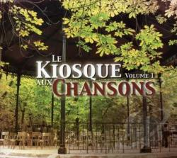 Compilation Francaise - Compilation Francaise Vol. 1 - Le Kiosque Aux Chansons CD Cover Art