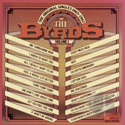Byrds - Original Singles, Vol. 1 (1965 - 1967) CD Cover Art