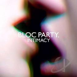 Bloc Party - Intimacy-Special Edition CD Cover Art