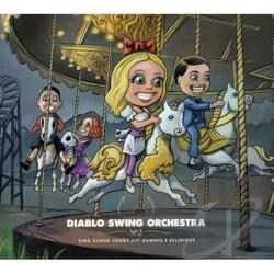 Diablo Swing Orchestra - Sing Along Songs For CD Cover Art