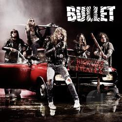 Bullet - Highway Pirates CD Cover Art