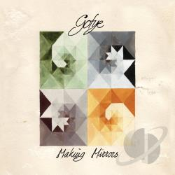 Gotye - Making Mirrors LP Cover Art