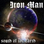 Iron Man - South of the Earth CD Cover Art