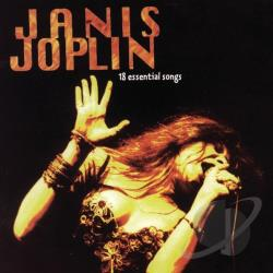 Joplin, Janis - 18 Essential Songs CD Cover Art