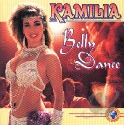 Kamilia - Belly Dancing CD Cover Art