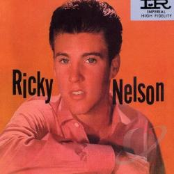 Nelson, Rick - Ricky Nelson CD Cover Art
