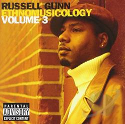Gunn, Russell - Ethnomusicology, Vol. 3 CD Cover Art