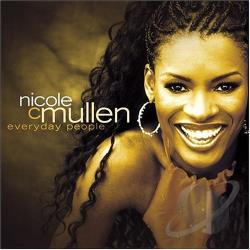 Mullen, Nicole C. - Everyday People CD Cover Art