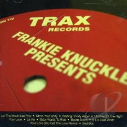Knuckles, Frankie - Knuckles Presents CD Cover Art