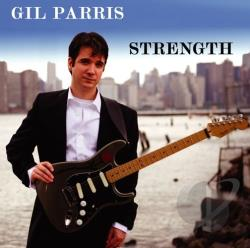 Parris, Gil - Strength CD Cover Art