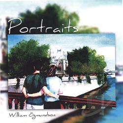 Ogmundson, William - Portraits CD Cover Art