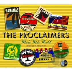 Proclaimers - Whole Wide World DS Cover Art