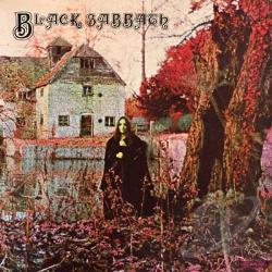 Black Sabbath - Black Sabbath CD Cover Art