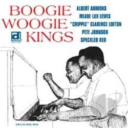 Ammons, Albert / Boogie Woogie Kings / Johnson, Pete / Meade Lux Lewis - Boogie Woogie Kings CD Cover Art